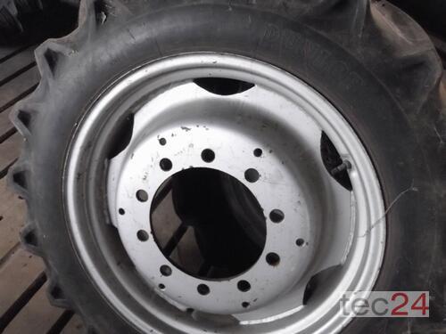 Taurus/Dunlop 11,2/44 und 11,2/28 für Deutz 8006