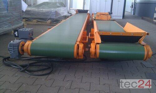 Förderband Länge 6 Meter, Breite 50 AP_FÖRDERBÄNDER