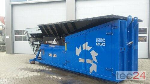 Forus Se250 anno di costruzione 2016 Owingen