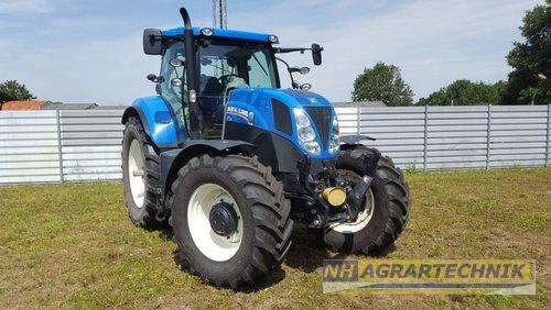 New Holland T 7.210 Power Command Baujahr 2013 Allrad