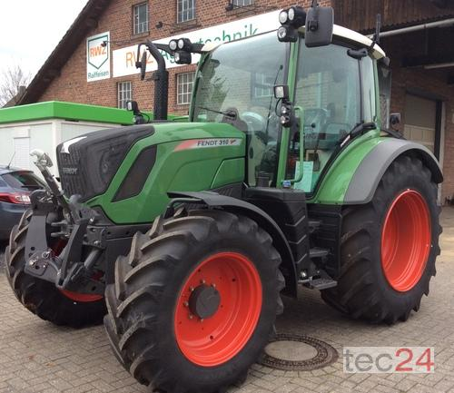 Fendt 310 Vario S4 4 WD Rees