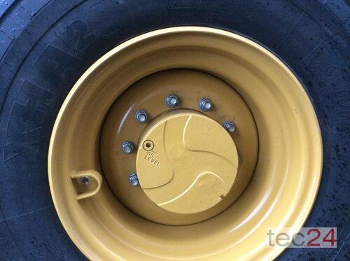 Komplettrad Michelin - Michelin XHA2 15.5R25