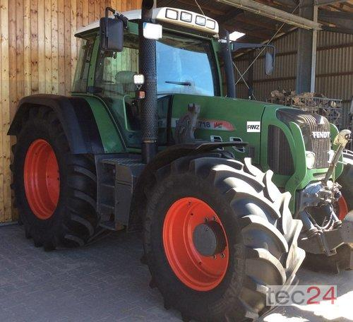 Fendt 718 Vario Year of Build 2010 4WD