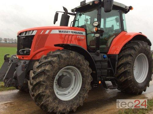 Massey Ferguson 7720 S Dynavt Next Editionexclusive Year of Build 2020 4WD