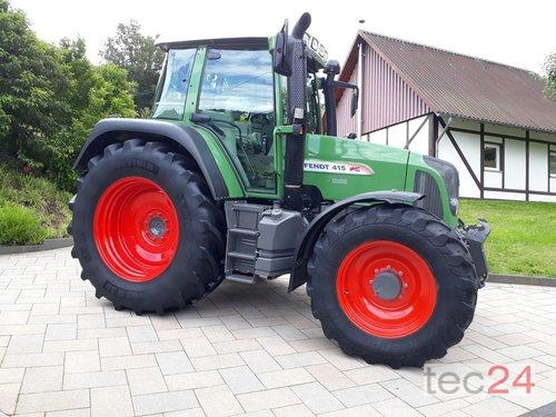 FENDT 415 Vario Tms  412 413 414 Year of Build 2007 4WD