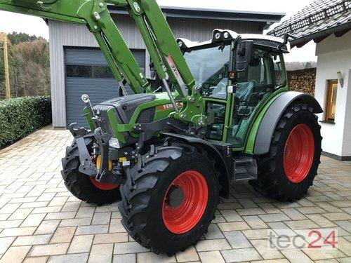 Fendt 211 Vario Tms S3 Tageszulassung Front Loader Year of Build 2020