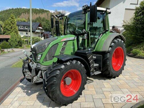 FENDT 516 Vario Scr Profi Plus 514 716 Año de fabricación 2014 Accionamiento 4 ruedas
