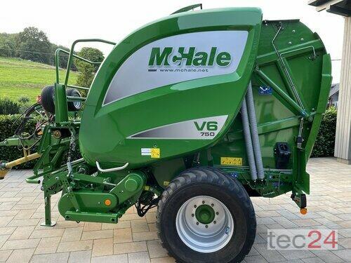 McHale McHale V6 750  Rundballenpresse