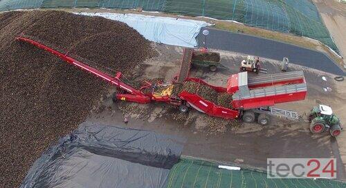 Grimme Sl 80-22 Und Rh 24-60 anno di costruzione 2012 Einbeck