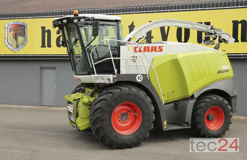 Claas Jaguar 960 Year of Build 2011 Veghel