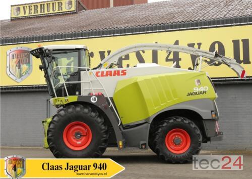 Claas Jaguar 940 Bouwjaar 2014 4 WD