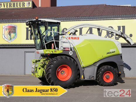 Claas Jaguar 850 Bouwjaar 2014 4 WD