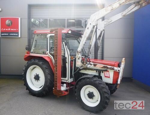 Traktor Lindner 1600 A Bild 1