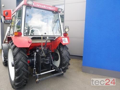 Traktor Lindner 1600 A Bild 3