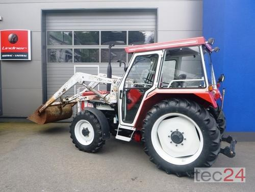 Lindner 1600 A Front Loader Year of Build 1993