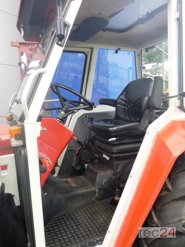 Traktor Lindner 1600 A Bild 4