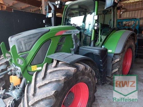 Fendt 724 Vario Power Year of Build 2019 4WD