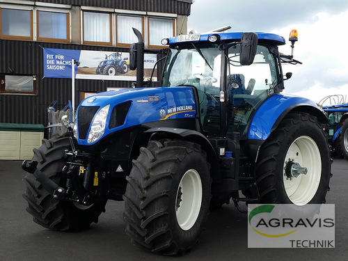 New Holland T 7.270 Auto Command Bouwjaar 2015 4 WD