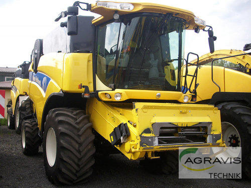 New Holland CX 8050 Rok výroby 2007 Fritzlar