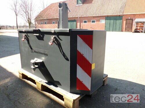 IK Maschinenbau Frontgewicht DUOMASS SB