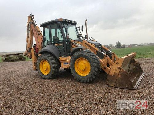 Case IH 695 Super R Baggerlader 695sr Year of Build 2007 Rosenheim