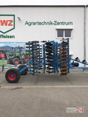 Lemken Rubin 9/500 Year of Build 2018 Gundersheim