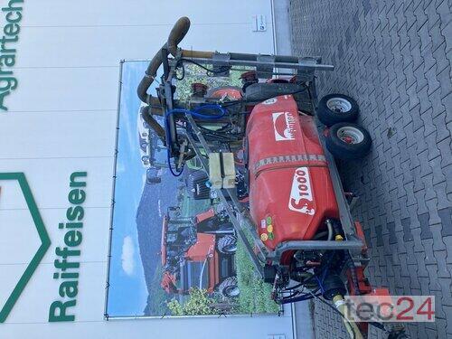 Wanner S1000 Année de construction 2013 Gundersheim