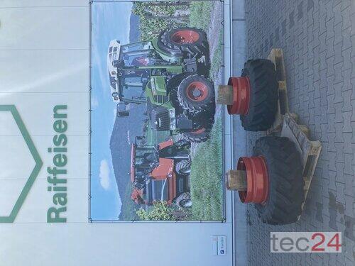 Zwillingsreifen für Fendt 360/70r24 Baujahr 2020 Gundersheim