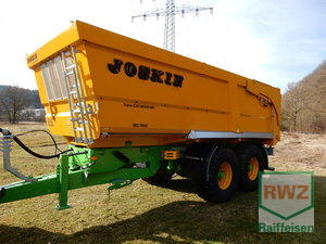 Kipper Joskin TransCap 6000/20BC150 Bild 0
