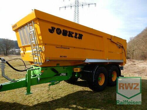 Joskin Transcap 6000/20bc150 Año de fabricación 2017 Prüm