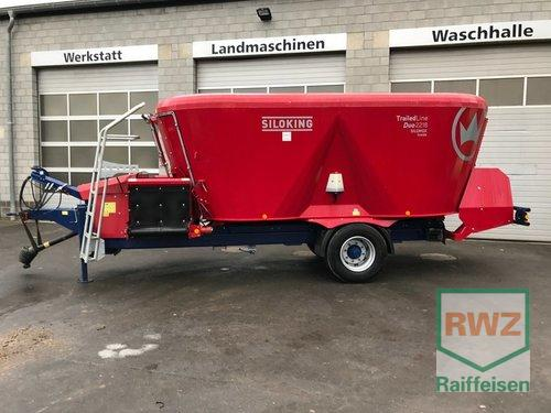 Mayer-Siloking Duo 2218-18 Trailedline Year of Build 2016 Prüm