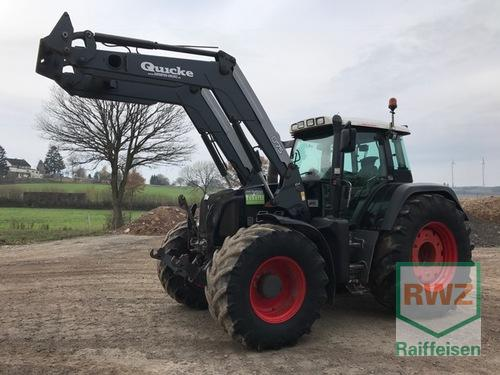 Fendt 718 Vario TMS Front Loader Year of Build 2007