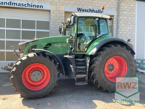 Tractor FENDT - 930 Vario