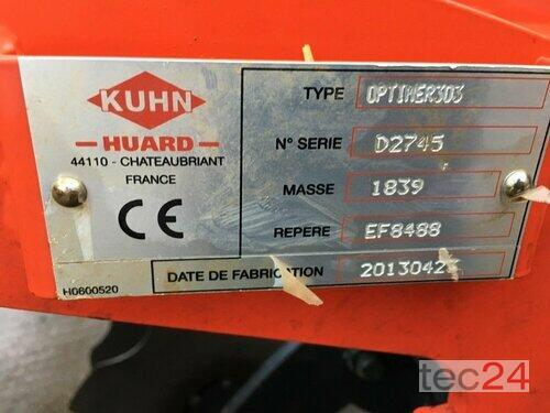 Kuhn Optimer 303+ Рік виробництва 2013 Diez