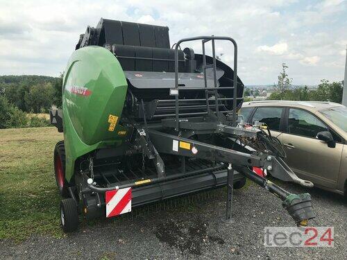 Ballenpresse Fendt - 4180V Xtra