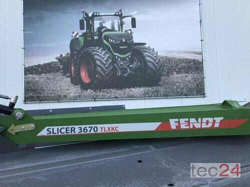 Fendt Slicer 3670 TLXKC