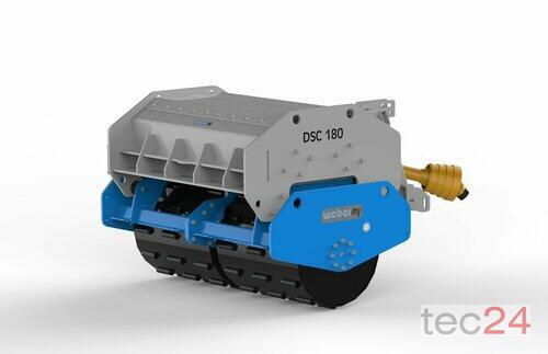 WeberMT DSC180 (Silagewalze Silowalze)