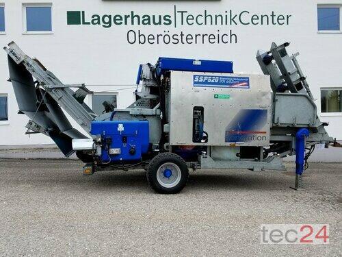 Binderberger Brennholzvollautomat Ssp 520
