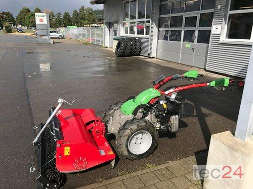 Single Axle Tractor Rapid - Orbito