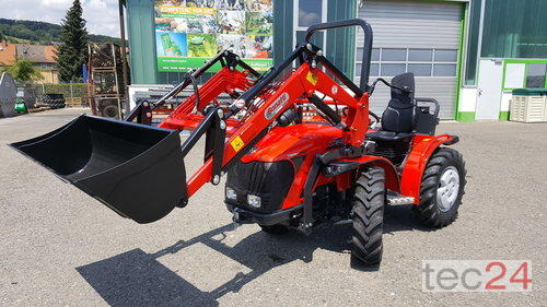 Carraro Tigre 400 Front Loader Year of Build 2018