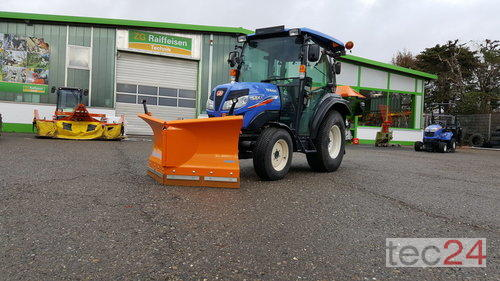 Iseki Tg 6400 Winter-Komplettpaket Year of Build 2016 4WD