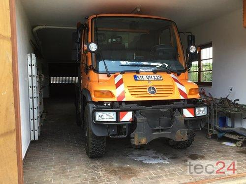 Mercedes-Benz Unimog 405/10 Year of Build 2008 Stockach