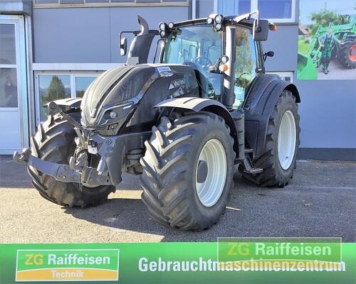 Valtra T234 - Aut.Lenksystem,Gps & Isobus Год выпуска 2015 Привод на 4 колеса
