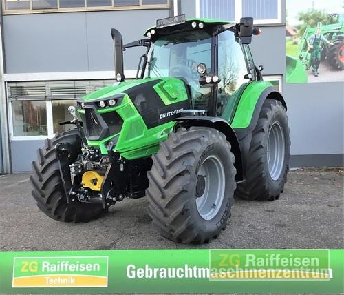 Deutz-Fahr 6155.4  Agro+ 1 Jahr Gewährleistung Årsmodell 2017 4-hjulsdrift