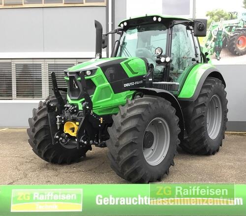 Deutz-Fahr Agrotron 6155.4 RCShift Baujahr 2017 Allrad