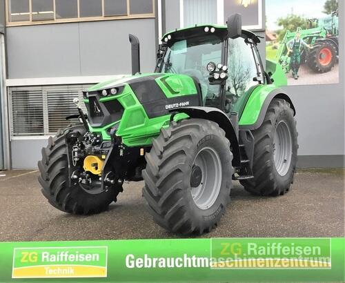 Deutz-Fahr 6155 TTV