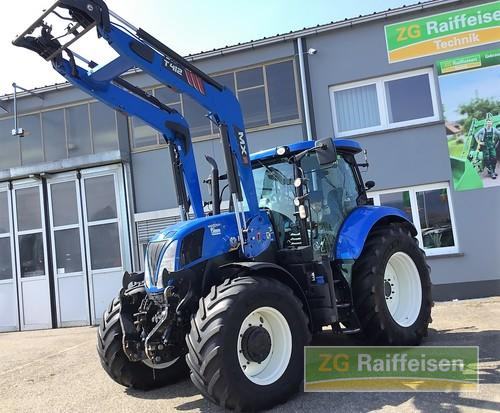 New Holland T 7.185 Auto Command Frontlader Baujahr 2015