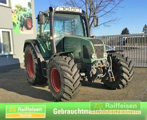 Fendt 411 Vario Anul fabricaţiei 2001 Tracţiune integrală 4WD