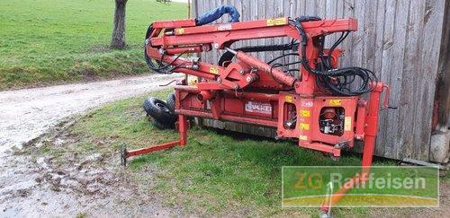 Dücker Una 600 Mulcher Year of Build 2001 Bühl