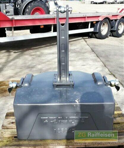 Fendt Belastungsgewicht 1250 KG